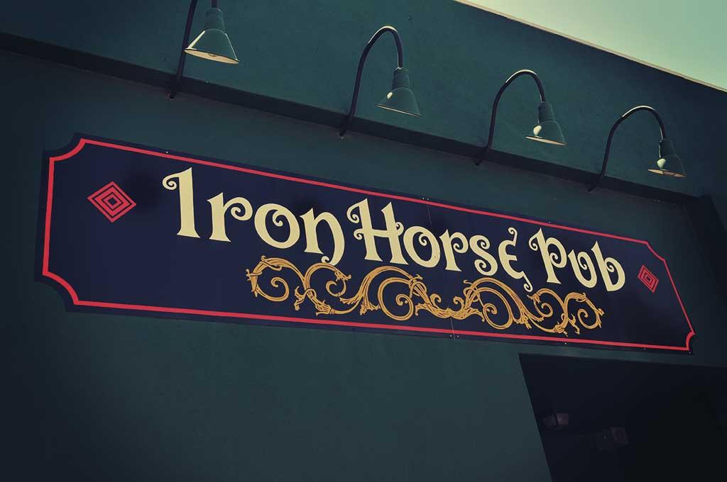 The Iron Horse Pub