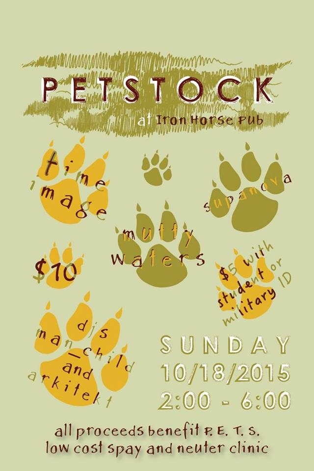 PETStock Flyer